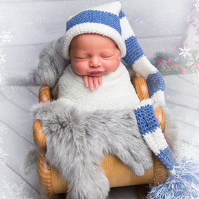 Newborn Photo Sample